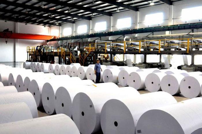 合昌纸业生产的双胶纸定量在60克--120克